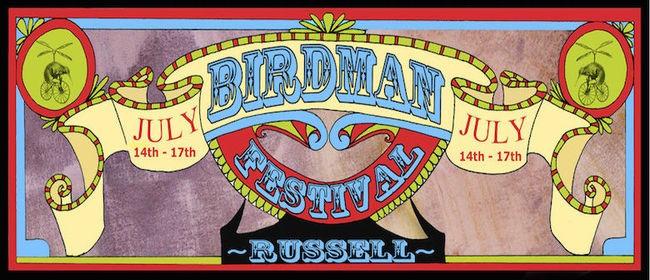 Russell Birdman Festival 2016
