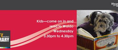 Reading With Waldo