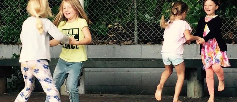 Preschool Dance 2-4yrs Mondays 1030am 50% Discount!
