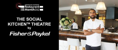 The Social Kitchen Theatre with Gareth Stewart and Others