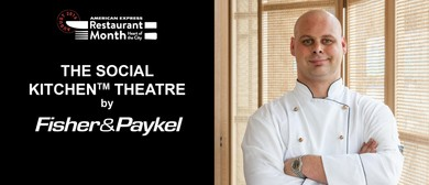The Social Kitchen Theatre With Jason Van Dorsten & Others
