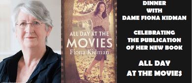 Dinner with Dame Fiona Kidman