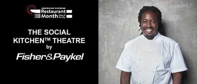 The Social Kitchen Theatre with Paul Carmichael and Others