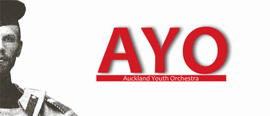 Auckland Youth Orchestra Free Concert