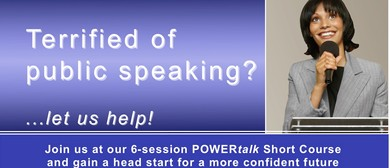 Powertalk: Effective Speaking Short Course