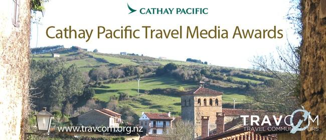 Cathay Pacific Travel Media Awards