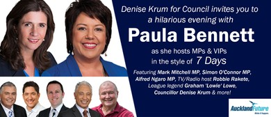 Denise Krum for Council Fundraiser