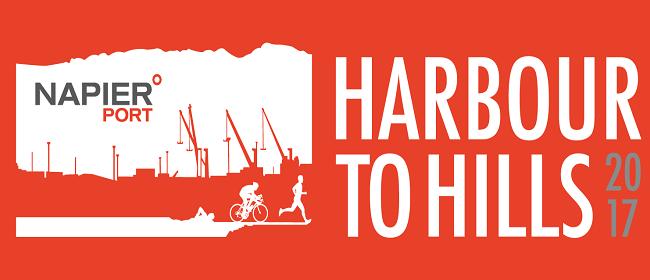 Napier Port Harbour to Hills 2017