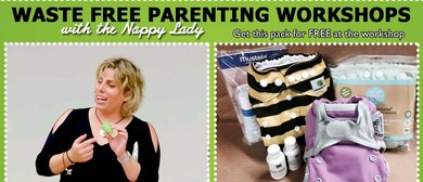 Auckland Baby Show - The Nappy Lady Seminar