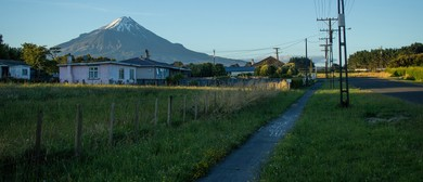 In the Shadow of The Mountain - The Quiet Decay of Kaponga