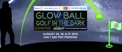 Glow Ball - Golf In the Dark Invercargill