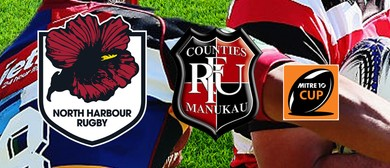 QBE Harbour vs Counties Manukau