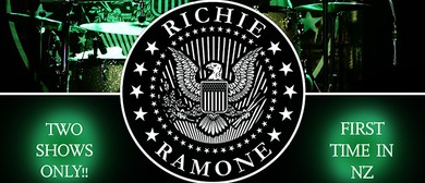 The Richie Ramone Band - Somebody Put Something In My Drink