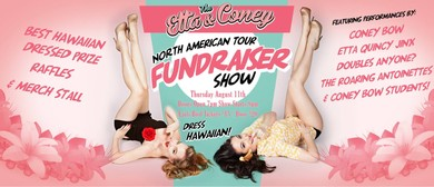 Etta & Coney North American Tour Fundraiser Show