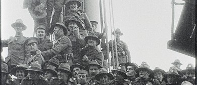 For King & Country: New Zealand's First World War on Film