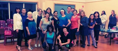Sweet Azucar Intermediate Salsa Class - Term 3