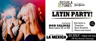 Latin Dance Party - Tequila and Tunes