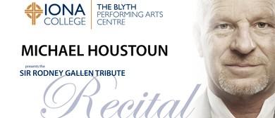 Michael Houstoun Recital