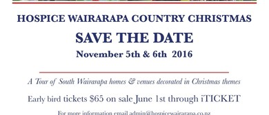 Hospice Wairarapa Country Chrtistmas
