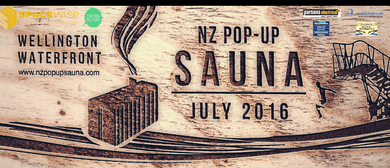 Wellington Waterfront Pop-Up Sauna