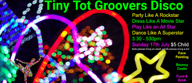 Tiny Tot Groovers Family Disco