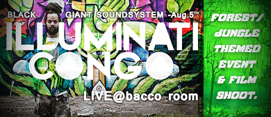 Illuminati Congo Meets Black Giant Soundsystem