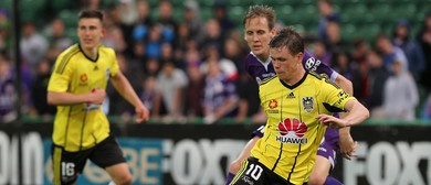 Hyundai A-League - Wellington Phoenix vs Sydney FC