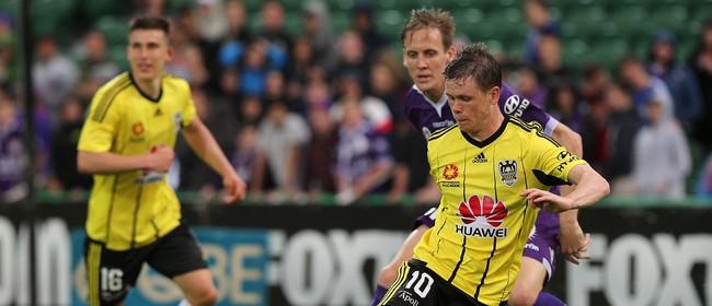 Hyundai A-League - Wellington Phoenix vs Sydney FC