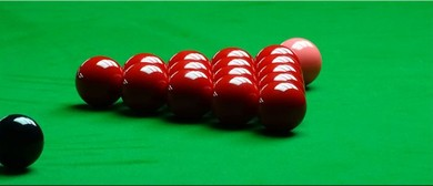 Outer Limits ABSA Open Snooker