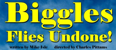 Biggles Flies Undone
