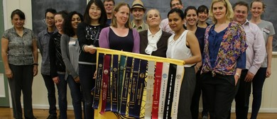 Become a Better Communicator and Leader At Toastmasters