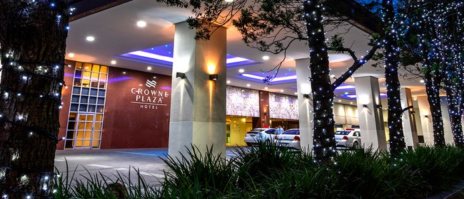 Crowne Plaza Auckland 25th Birthday Flash Sale and Giveaway