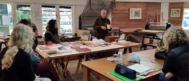 Introduction to Printmaking Evening Classes