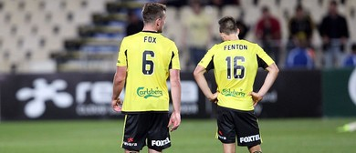 Hyundai A-League - Wellington Phoenix vs CC Mariners