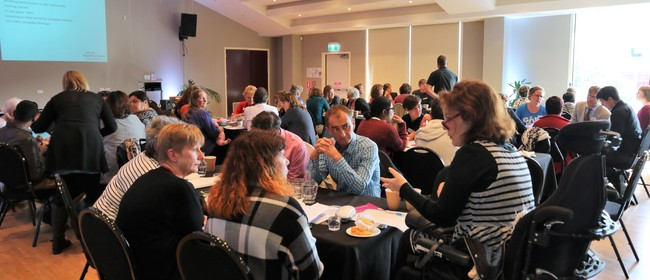 Join the Disability Conversation - Dunedin