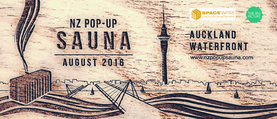 Auckland Waterfront Pop-Up Sauna
