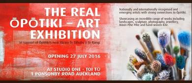 The Real Opotiki - Art Exhibition