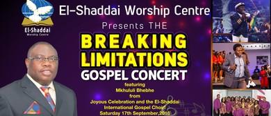 Breaking Limitations Gospel Concert