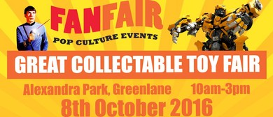 Toy and Collectables Fair