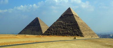 Ancient Wonders: The Pyramids of Egypt