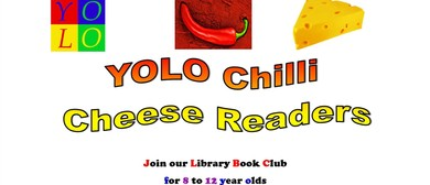 Yolo Chilli Cheesereaders Kids Bookclub