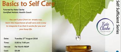 Basics to Self Care