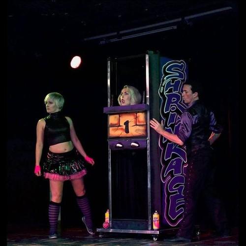 Vegas adult magic shows