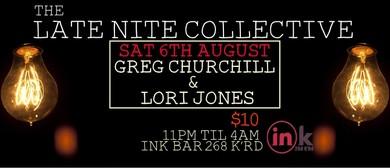 LNC - Greg Churchill & Lori Jones