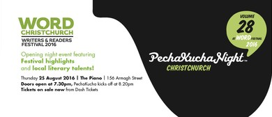 PechaKucha Night Christchurch Vol. 28