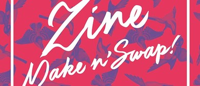 Zine Make n' Swap