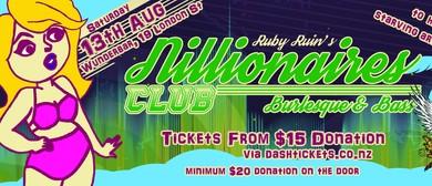 Nillionaires Club - Burlesque 'n' Bass