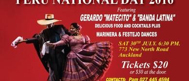 Gala Night - Peru National Day Fiesta
