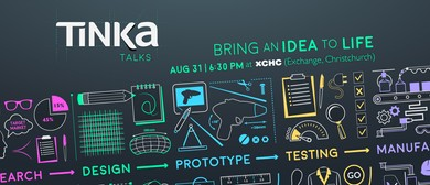 Tinka Talks - Bring an Idea to Life