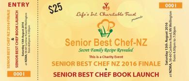 Senior Best Chef NZ - Finale